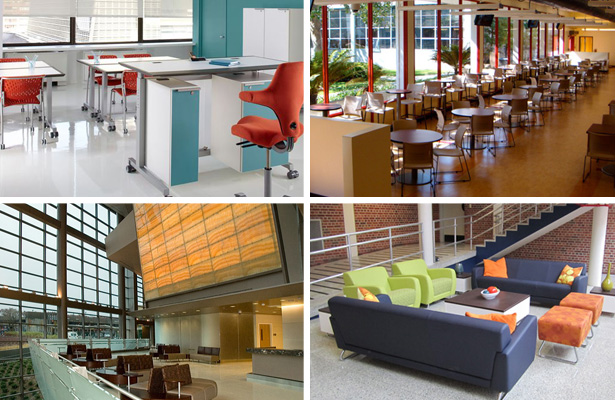 Education Furniture Solutions from Design Resource Group